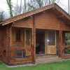 Interlocking Log Cabin, Modbury, Devon