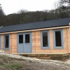 Bespoke insulated garden building, Cornwall