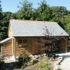 Garage and Workshop with Log Store, Penzance, Cornwal
