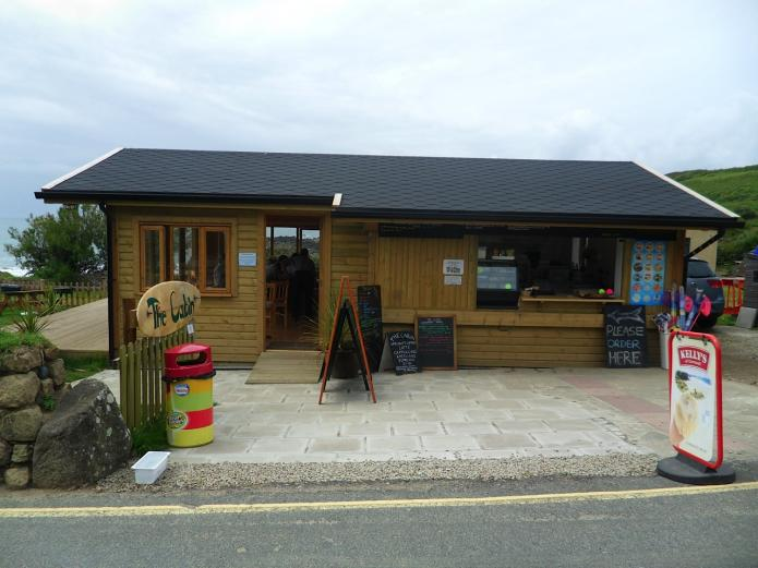 The Cabin Cafe, Perranuthnoe, Penzance, Cornwall