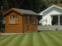 Garden Office, Chapel Amble, Cornwall
