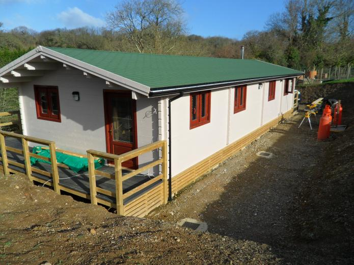 Mobile unit, 15m x 6m, Wadebridge, Cornwall