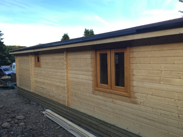 North Coast Log Cabins | Mobile Homes/caravans